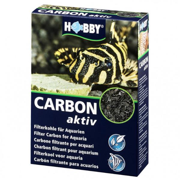 Hobby Carbon aktiv 300 g Filterkohle