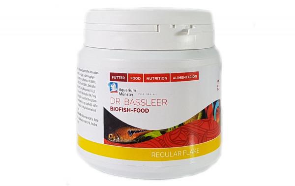 Dr. Bassleers biofish food regular flakes