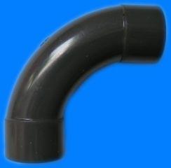 Bogen PVC 90° 50mm