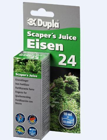 Dupla Scaper´s Juice Eisen 24 (10 ml)