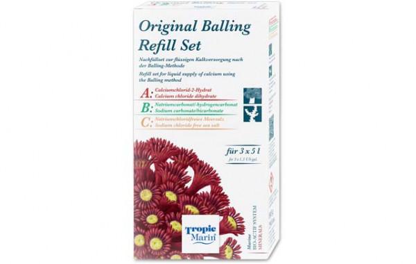 Tropic Marin ORIGINAL BALLING Refill Set 6x5 Liter