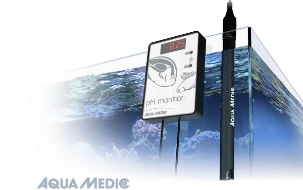 Aqua-Medic pH monitor