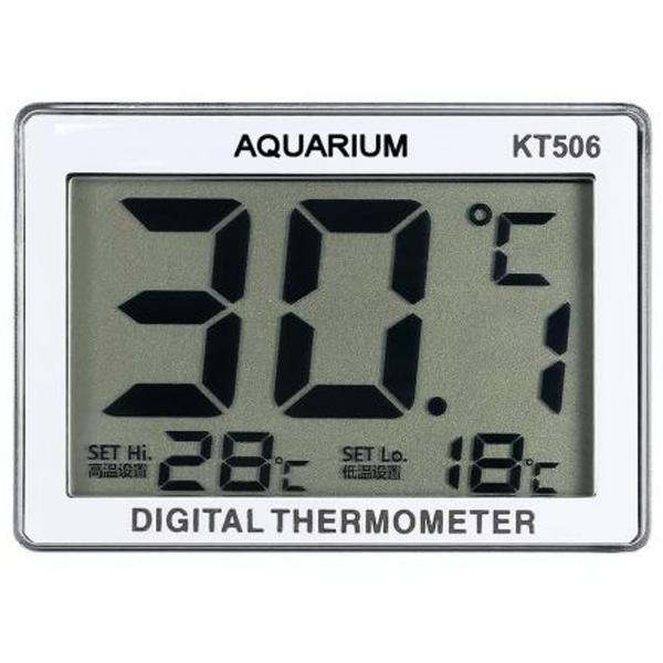 Digitales Aquarium Thermometer K-506