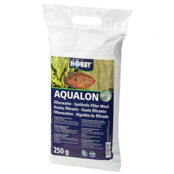 Hobby Aqualon Filterwatte 250 g für Süß- und Meerwasseraquarium