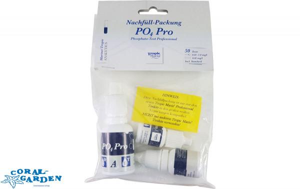 Tropic Marin Phosphat (PO4) Professional Test Nachfüllpackung