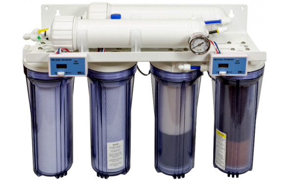Spectrapure MaxCap RO/DI 180 GPD 680 Liter/Tag