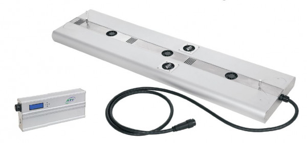 ATI W-Lan/WiFi LED Powermodul 4x54 + 3x75 W + Röhren