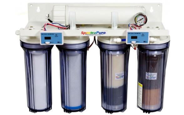 Spectrapure MaxCap RO/DI 90 GPD 340 Liter/Tag