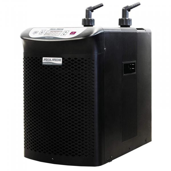 Aqua-Medic Titan 200   Durchlaufkühler für Aquarien bis 250 L 160 Watt