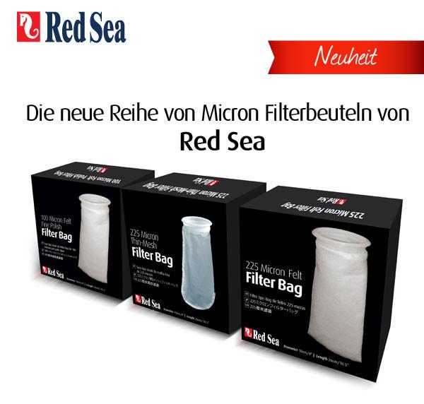 Red Sea Filterbeutel
