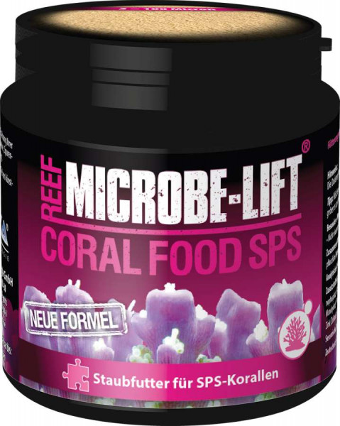 Microbe Lift Coral Food SPS 10-50 Mikron 150 ml / 90 g
