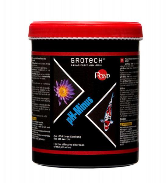GroTech Pond pH-Minus 3000g Eimer