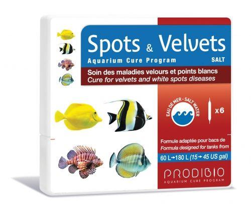 Prodibio Spots & Velvets Salt - Meerwasser