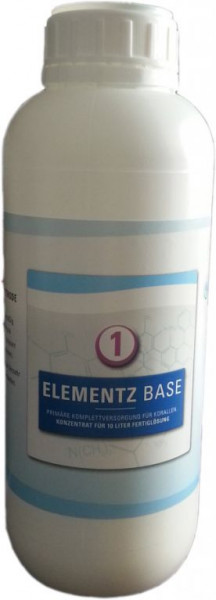 Triton Elementz Base 1 1000ml professionelle Spurenelementeverso
