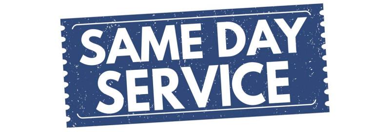Same-Day Service in unserem Meerwasseraquaristik Shop