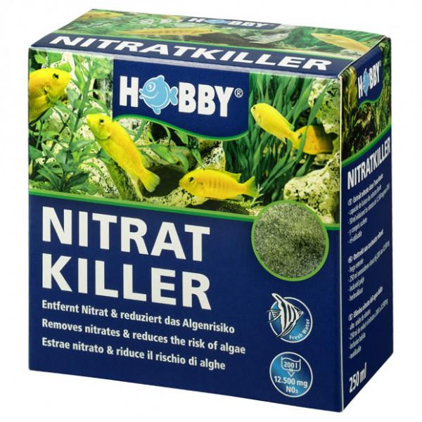 Hobby Nitrat Killer 250 ml / 160 g Nitrat Entferner für Süßwasser