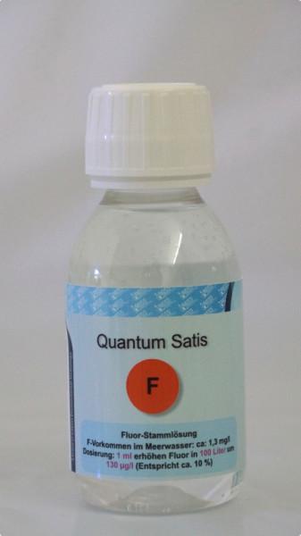 Reef Analytics Quantum Satis Fluor
