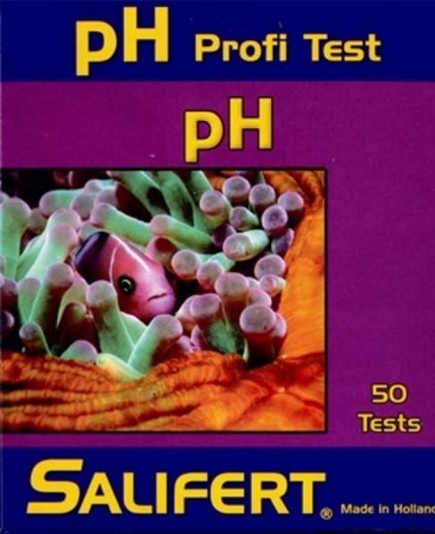 Salifert Wassertest ph