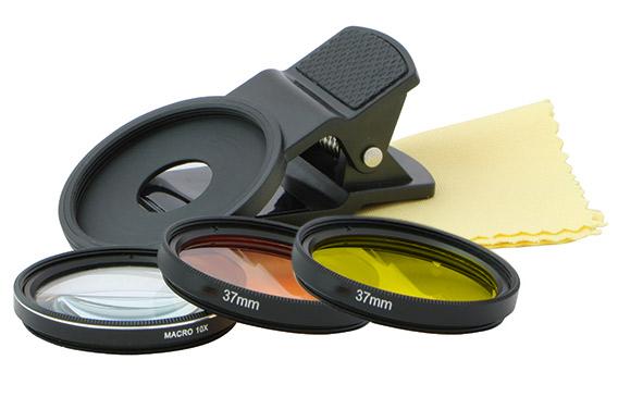 D-D Coral Lense - Linse für Smartphone