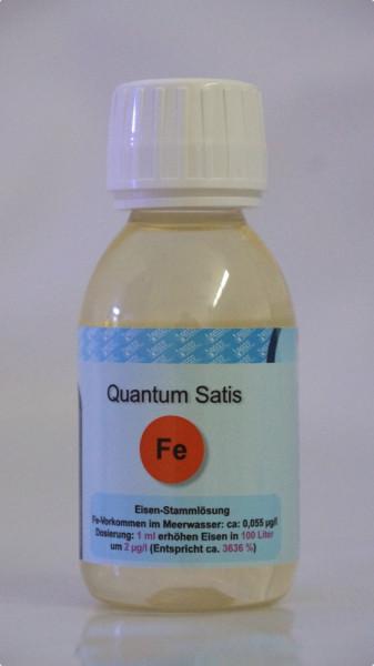 Reef Analytics Quantum Satis Eisen