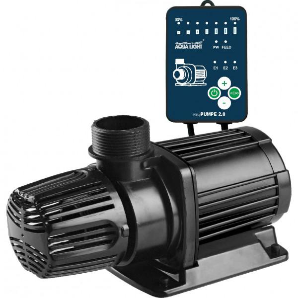 Aqua-Light easyPumpe 2.0 EP2-4000 Förderpumpe 24V-DC SixPole mit Digitalsteuerung
