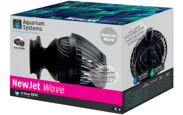 Aquarium Systems New Jet Wave 9000 l/h 6,3 W