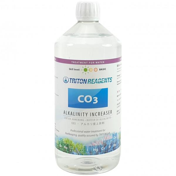 Triton CO3 1000 ml Karbonathärte Erhöhung