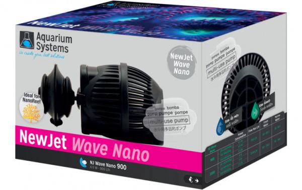 Aquarium Systems New Jet Wave Nano 900 l/h 4,5 W
