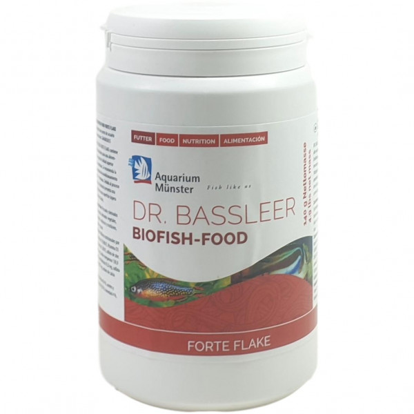 Dr. Bassleers Biofish-Food Forte Flake 140 g