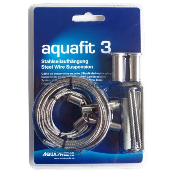 Aqua-Medic aquafit 3 Stahlseilaufhängung