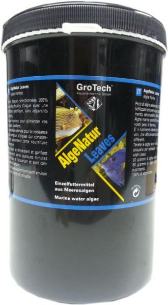 GroTech Futteralgen AlgeNatur Leaves Dulse 100g + Futterclip