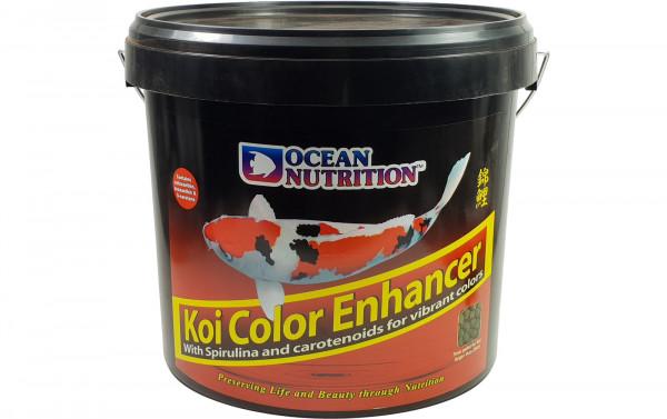 Ocean Nutrition Koi Color Enhancer 7 mm 5 kg Eimer
