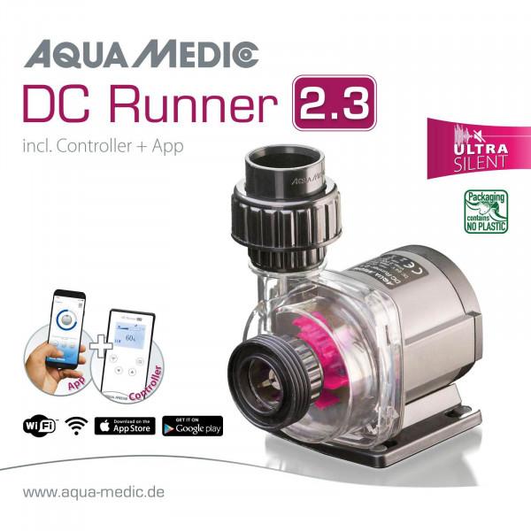 Aqua-Medic DC Runner 2.3 Aquarium Universalpumpe | max. 20 W 2.000 l/h