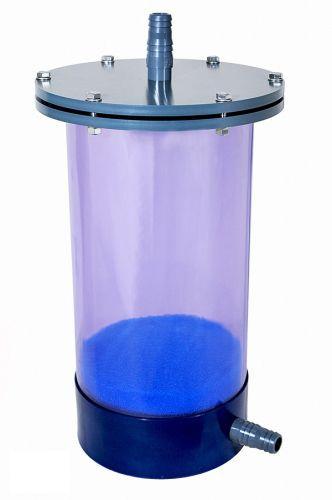 Leerfilter 20 Liter für alle Filtermaterialien