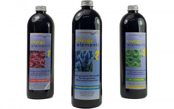 Aqua-Connect Spurenelemente energy elements