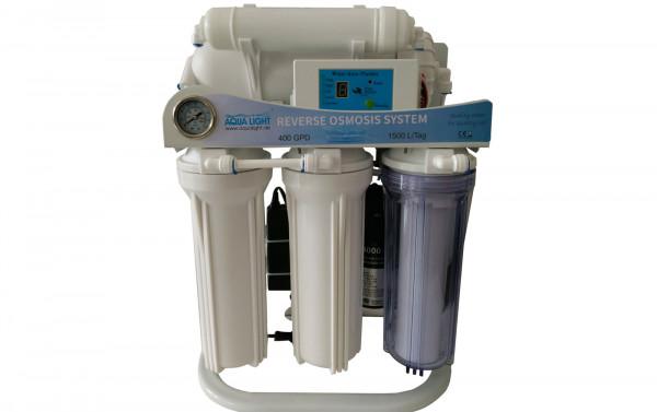 Aqua-Light Umkehr-Osmose-System Super 1500 l/Tag