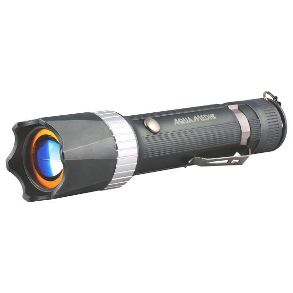 Aqua Medic blue LED Aluminium Taschenlampe