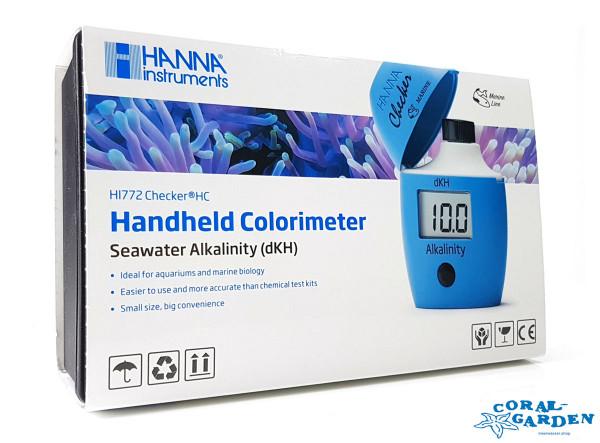 Hanna Mini-Photometer HI-772 für Alkalinität