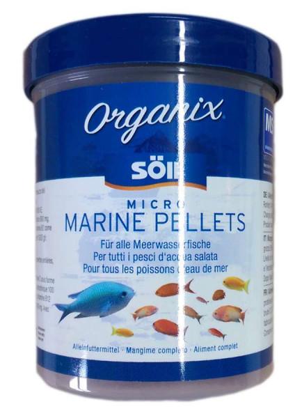 Söll Organix Micro Marine Pellets 120g / 270 ml