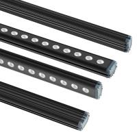 Reeftank Single-Reeflight LED Schwarz verschiedene Lichtfarben