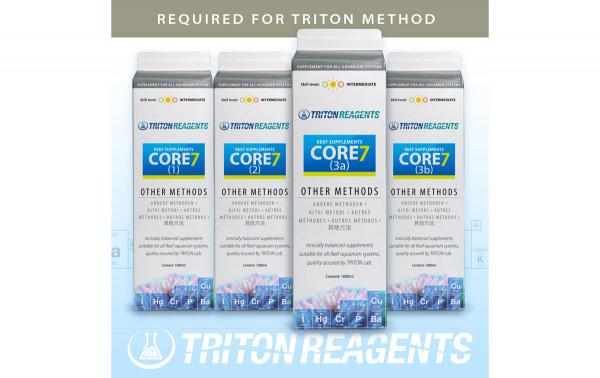 TRITON CORE 7 Reef Supplements 4000 ml