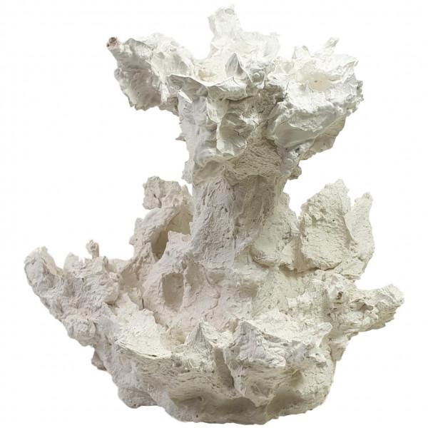 Korallenwelt Riffkeramik Säule 20 cm | Dekoration für Meerwasseraquarium
