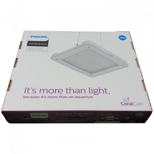 Philips CoralCare LED Leuchte weiß