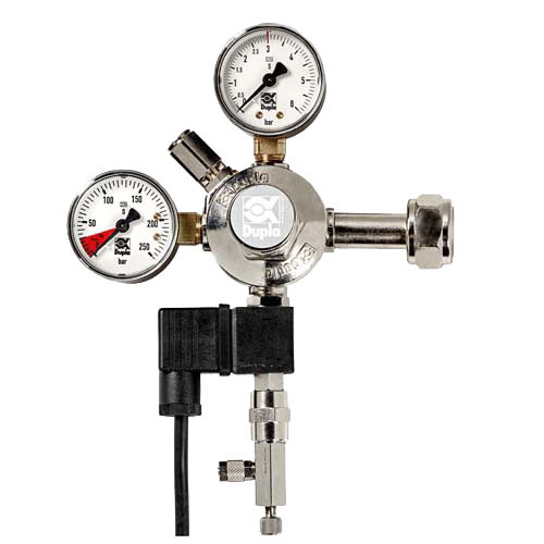 Dupla CO2 Armatur Plus mit Magnetventil