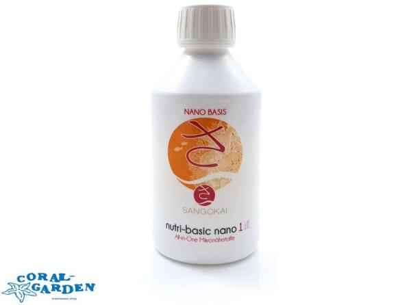 Sangokai Nutri-Basic NANO #1 All-in-One Mikronährstoffe 250 ml