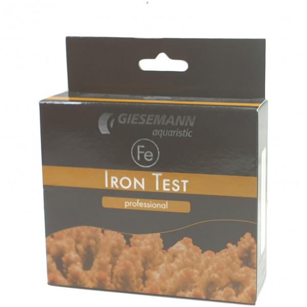 Giesemann professional Eisen Test – marine (Fe)