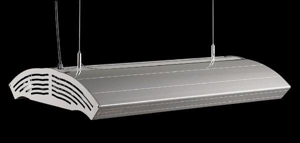 Giesemann Aurora 340 W + 4x80 W Hybrid LED T5