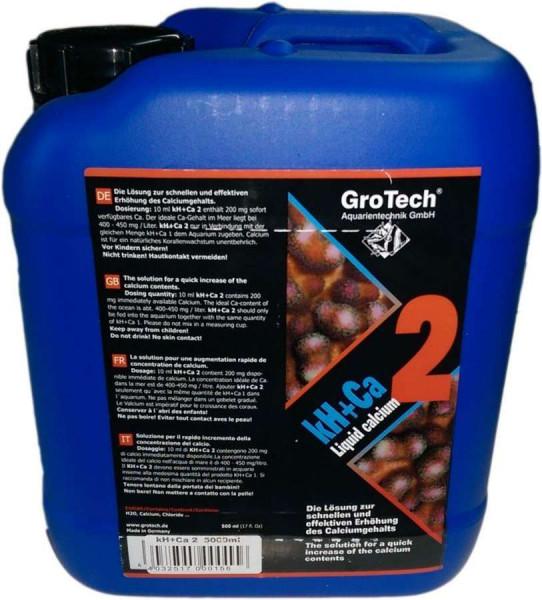 GroTech kH+Ca 2 5000 ml