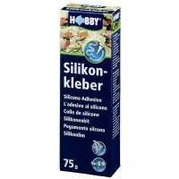 Hobby Silikonkleber transparent Tube 75 g