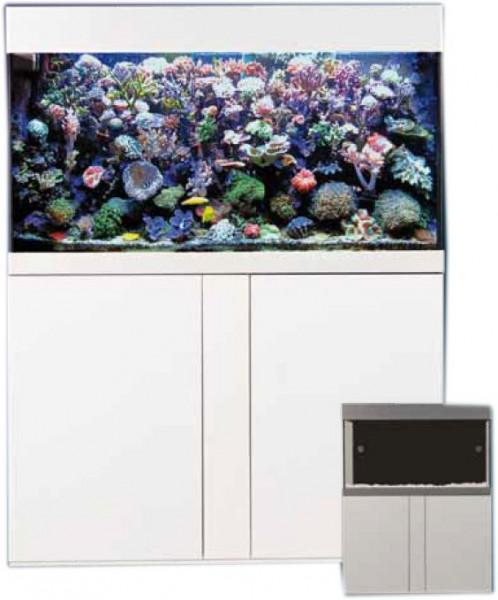Aqua-Medic Komplettaquarium Magnifica 100 weiß